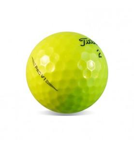 Titleist Prov1 amarilla (25 bolas de golf)