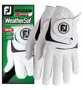 Footjoy Weathersof - Guante de golf