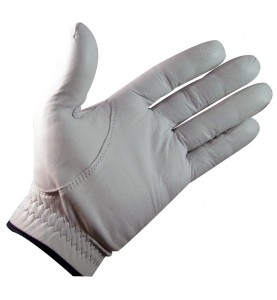 Guante de golf → Mizuno Skintite → palma de la mano