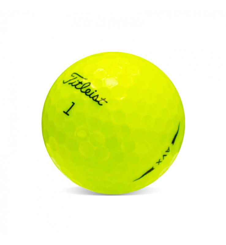 Bolas de golf Titleist AVX Tour Amarilla