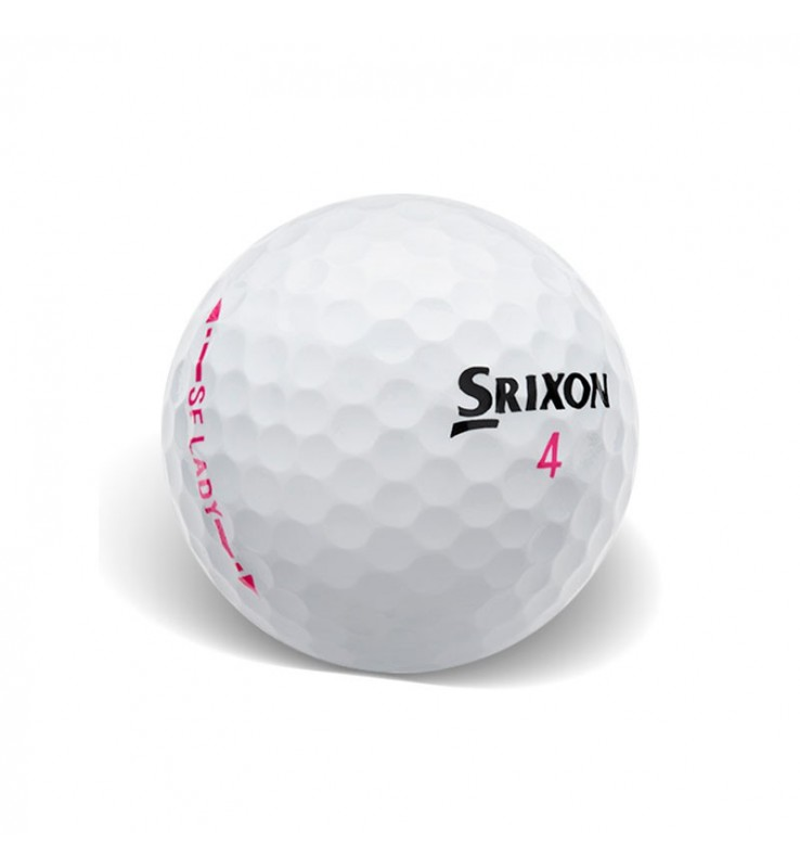 Lady Srixon (25 bolas de golf)