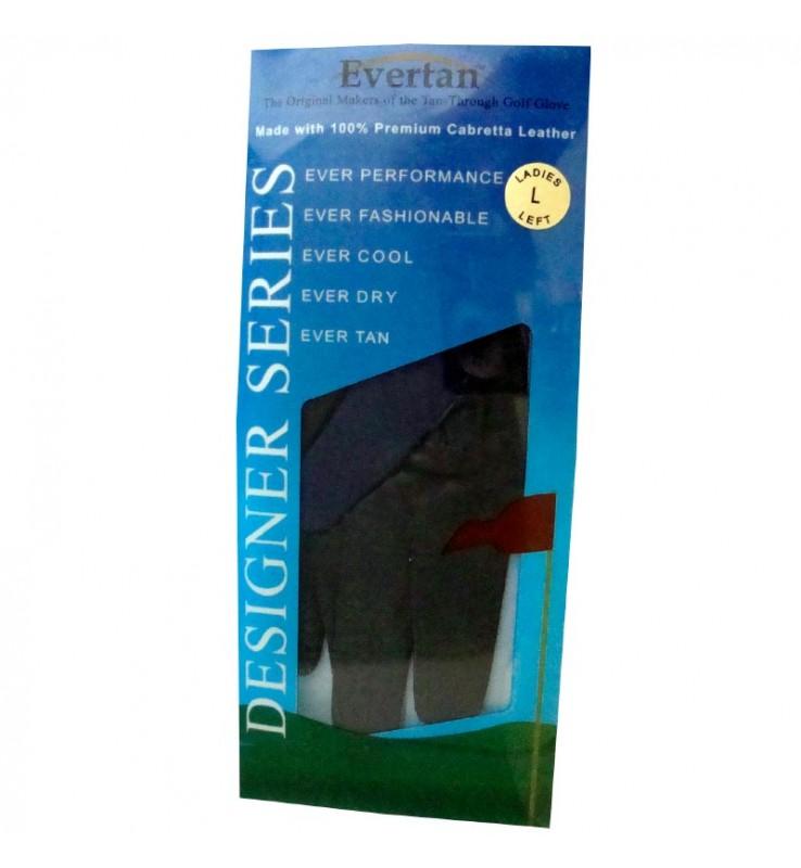 Evertan  Designer Series → Guante de golf Lady