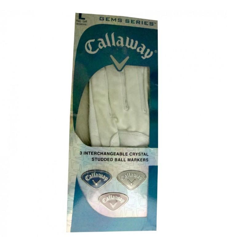 Callaway Gems Series → Guante de golf para mujer