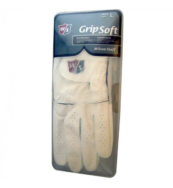 Wilson Staff GripSoft→ Guante de golf