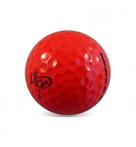 VICE Pro color rojo (25 bolas de golf recuperadas)