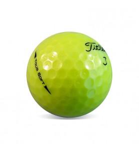Titleist Tour Soft Amarilla (25 bolas de golf)