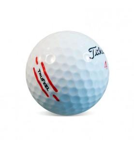 Titleist TruFell  - la pelota más suave (25 bolas de golf)