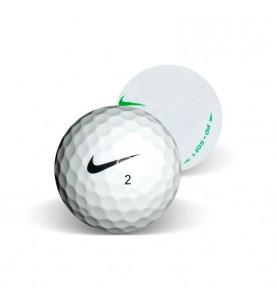Nike PD Soft Blanca - Grado Perla (25 bolas de golf)