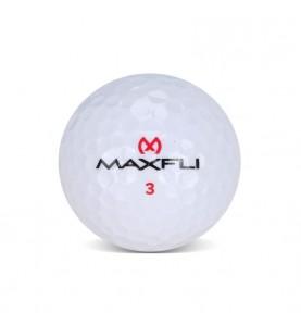 Maxfli Mix Grado Perla A (25 bolas de golf)