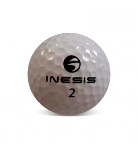 Inesis en Grados Perla, A y B (25 bolas de golf)