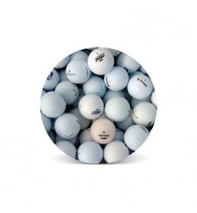 Mix de bolas baratas Grado Perla (25 bolas de golf)