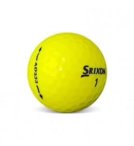 Srixon AD333 Yellow Perla (25 uds.)