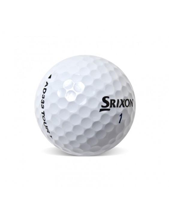 Srixon AD333 TOUR Grado Perla (25 bolas de golf)