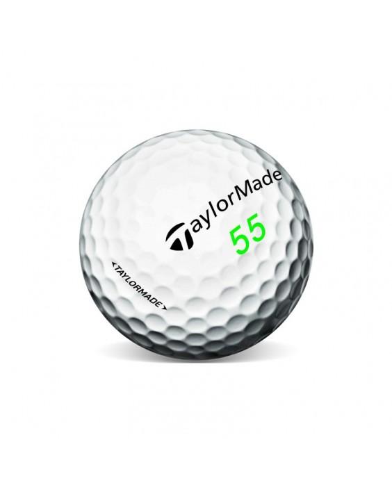 Taylor Made Rocketballz Grado Perla (25 bolas de golf)