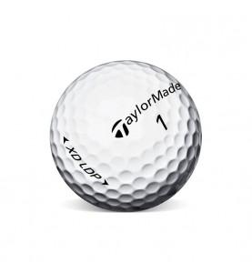 Taylor Made XD LDP (25 bolas de golf)