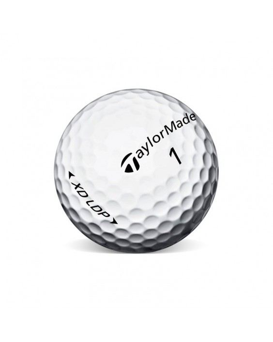 Taylor Made XD LDP Grado Perla (25 bolas de golf)