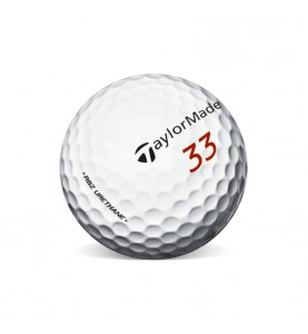Taylor Made Rocketballz Uretane Perla (25 bolas de golf)