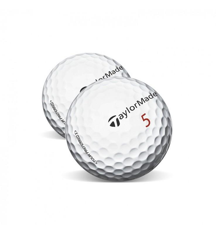 Taylor Made Tour Preferred (25 bolas de golf)
