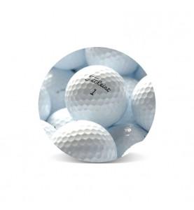 Titleist HP, HP Tour, HVC y Tour Distance Perla A (25 bolas de golf)
