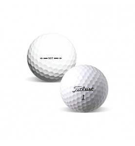 Titleist NXT (25 bolas de golf)