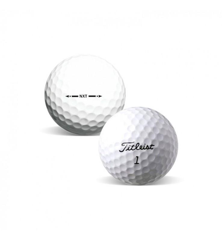 Titleist NXT (25 bolas de golf)