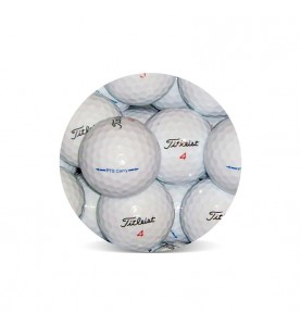 Titleist PTS (25 bolas de golf)