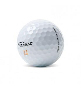 Titleist Velocity Perla (25 bolas de golf)