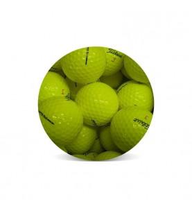 Titleist PTS Amarilla (25 bolas de golf)