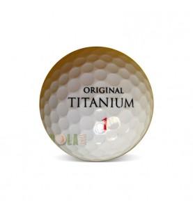 Wilson Original Titanium (25 bolas de golf)