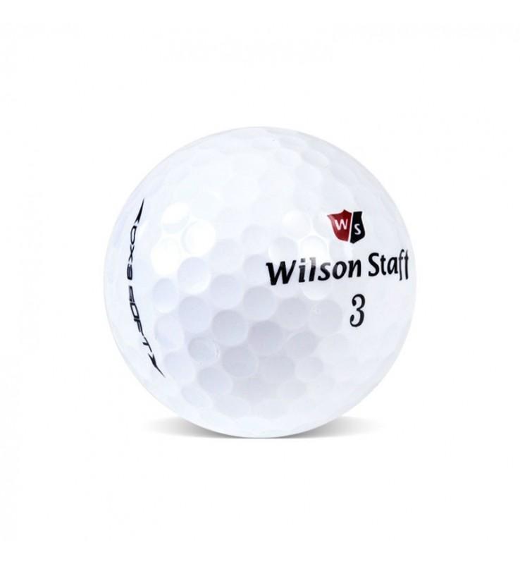 Wilson Staff (25 bolas de golf)