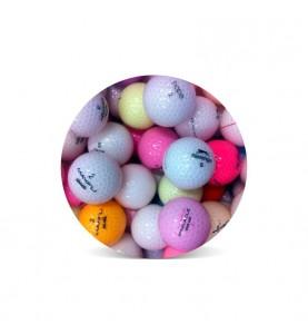 Bolas de golf cristal en Grado Perla