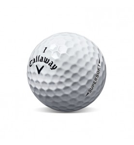 Callaway Supersoft Grado Perla (25 bolas de golf)