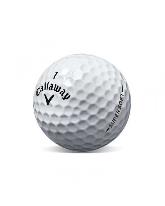 Callaway Supersoft Grado Perla (25 bolas de golf)
