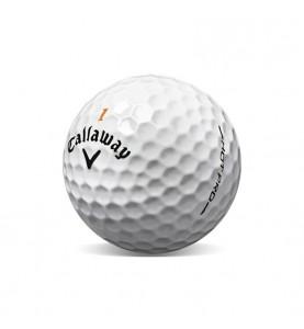Callaway Hex Hot Pro Grado Perla (25 bolas de golf)