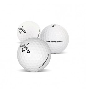 Callaway SR1, SR2 y SR3 (25 bolas de golf)