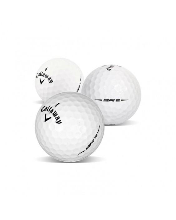 Callaway SR1, SR2 y SR3 Grado Perla (25 bolas de golf)