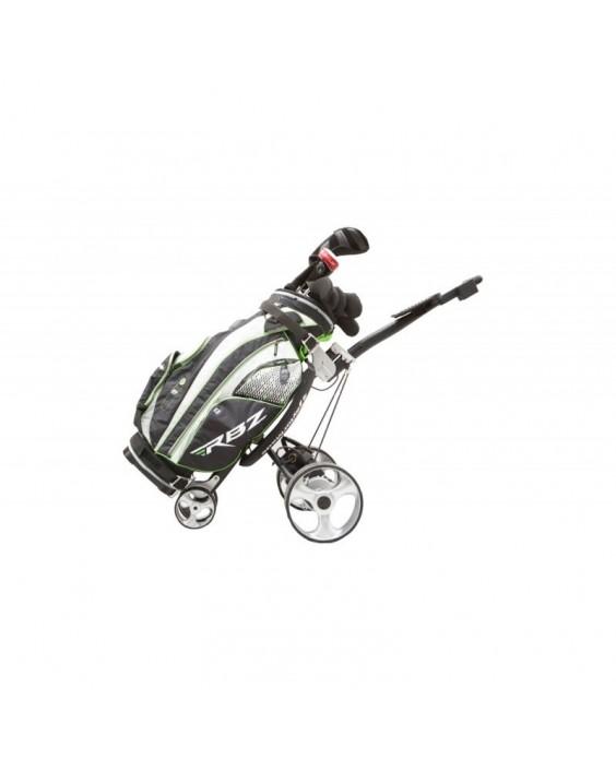 Carro de golf electrico Caddy Metal 106 Gel