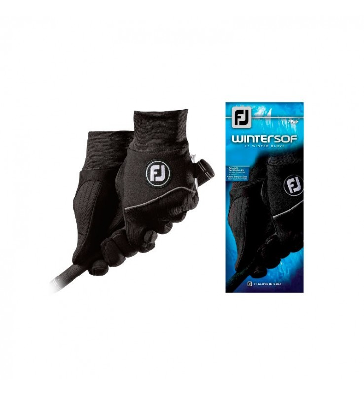 Guantes de golf de invierno Footjoy Wintersof