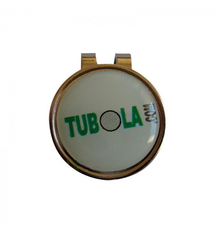 Marcador de bolas gorra magnético Tubola
