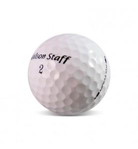 Wilson Staff FG Tour Grado Perla (25 bolas de golf)