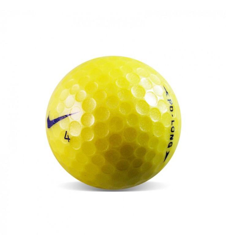 Nike PD Long Amarilla (25 bolas de golf)