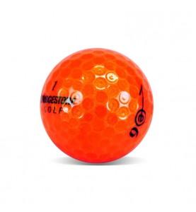 Bridgestone E6 Naranja - Grado Perla (25 bolas de golf)