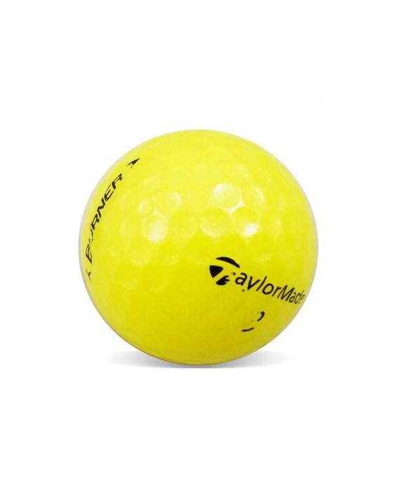 Taylor Made Burner Amarilla - Grado Perla (25 bolas de golf)