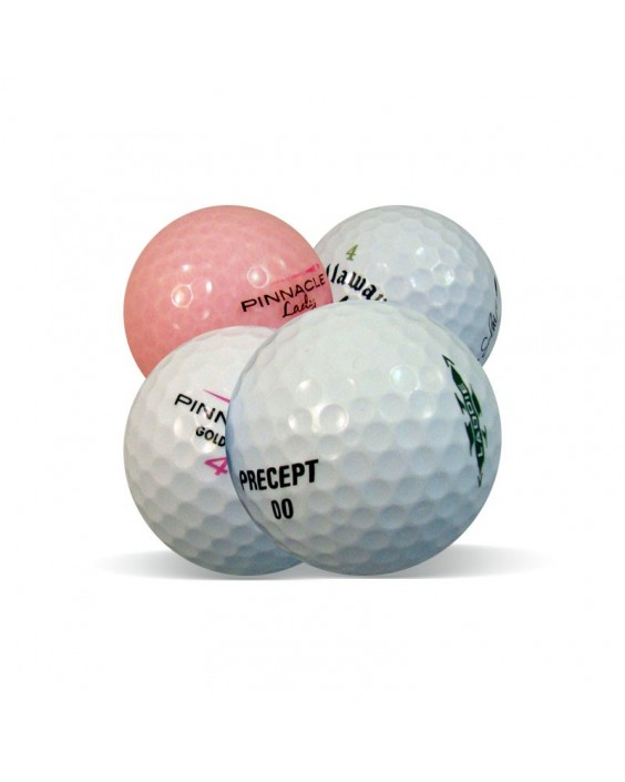 Lady Mix Grado Perla (25 bolas de golf)