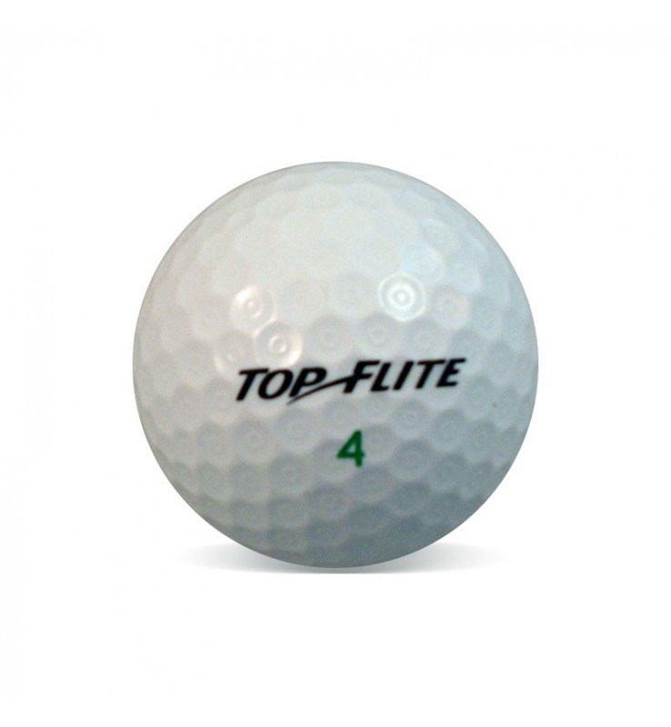 Top Flite Mix (25 bolas de golf)