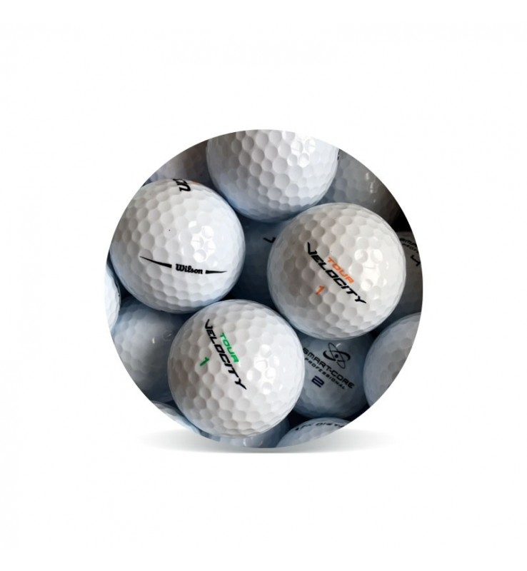 Wilson Mix (25 bolas de golf)