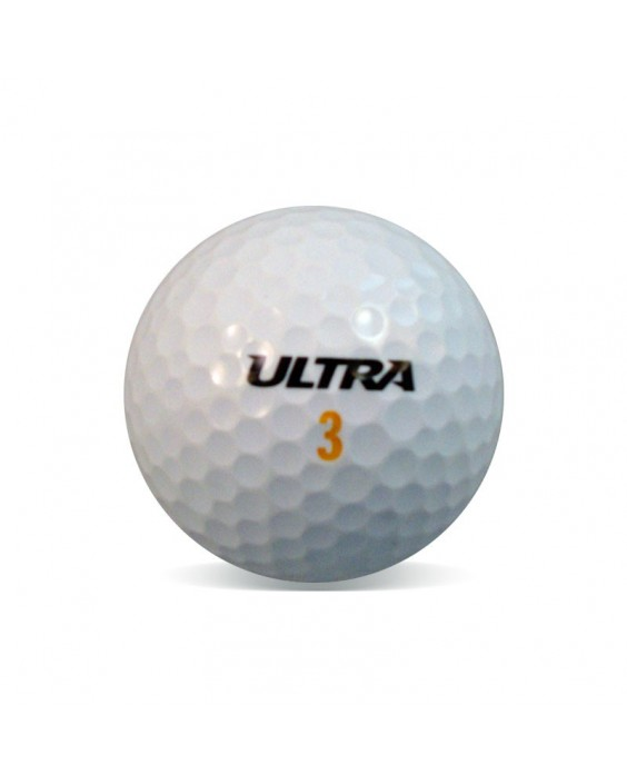 Wilson Ultra - Grado Perla (25 bolas de golf)
