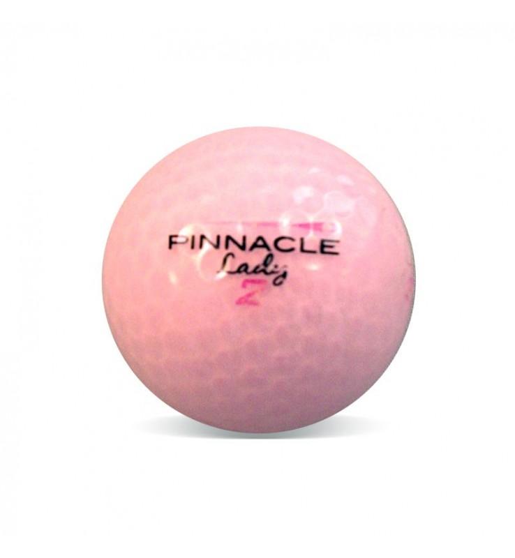 Lady Pinnacle rosa (25 bolas de golf)