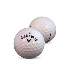 Callaway Hex Control y Hex Pro (25 bolas de golf)