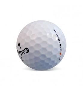 Bolas de golf Callaway X2 Hot y X2 Hot + en Grado Perla